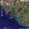 SAを中心として、これまで訪れた場所をインタラクティブな地図にしています(必見!)